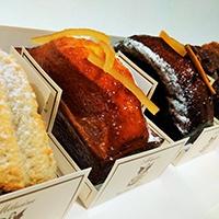 La Mélusine gâteaux de voyage